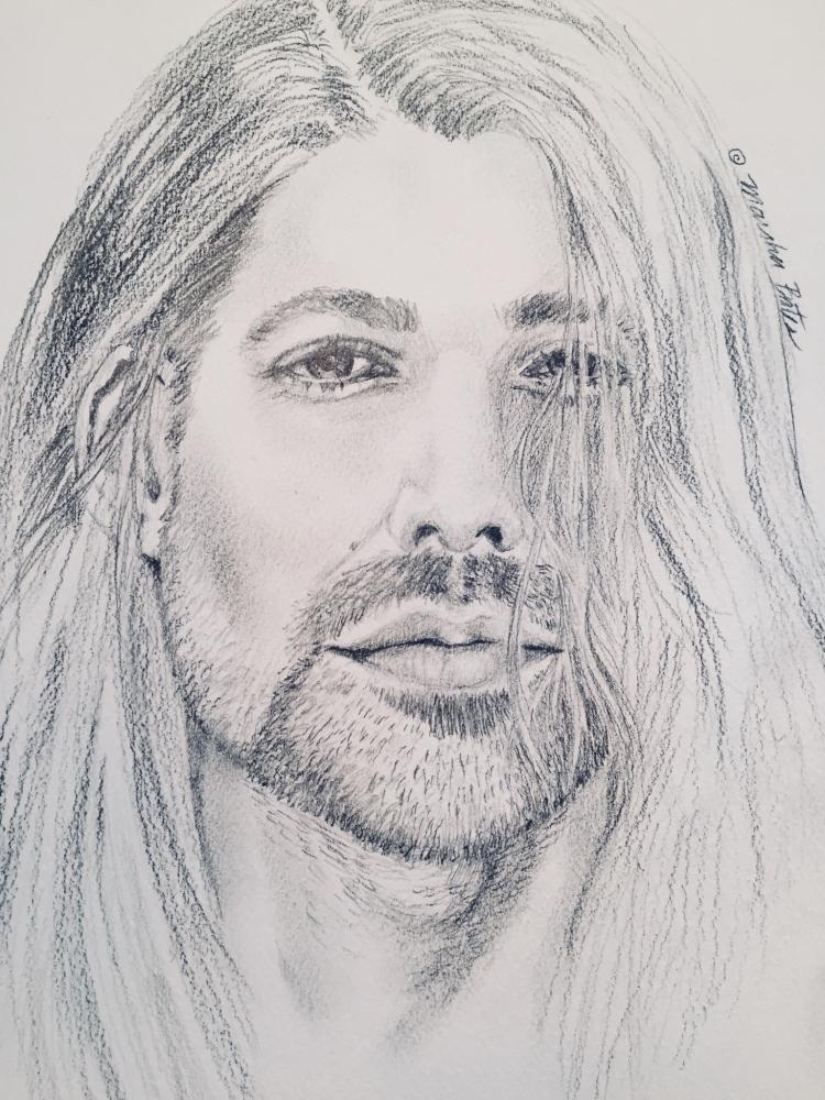 David Garrett by MarshaElle